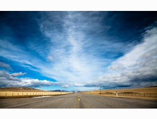 Road And Sky Wallpapers