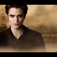 Robert Pattinson The Twilight Saga New Moon Wallpaper