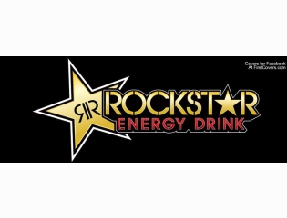 Rockstar Energy Drink Cover