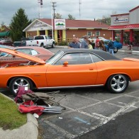 Rod Run Wallpaper