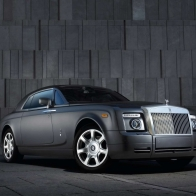 Rolls Royce Black Wallpaper