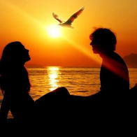 Romantic Couple Hd Wallpaper 41