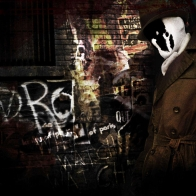 Rorschach In Watchmen Wallpapers