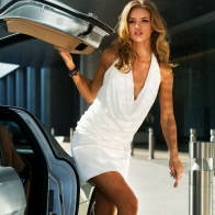 Rosie Huntington Whiteley In Transformers 3