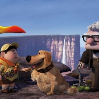 Russell Dug Carl Fredricksen In Pixar 039 S Up Wallpapers