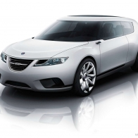 Saab Biohybrid Hd Wallpapers