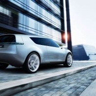 Saab Biohybrid Widescreen Hd Wallpapers