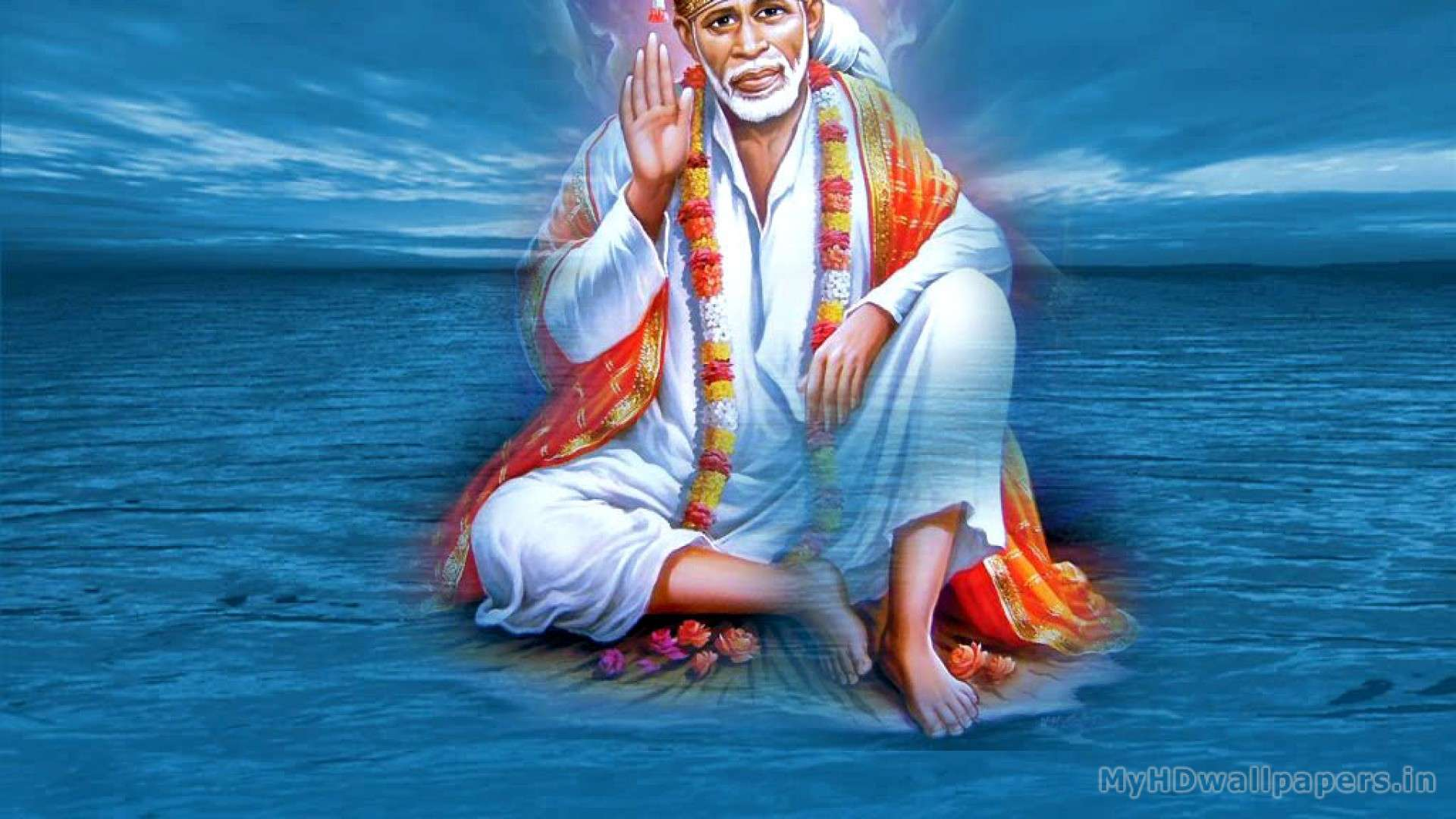 Download Sai Baba Latest Wallpapers Gallery: Sai Baba Hd Wallpapers For Pc : Hd Wallpapers