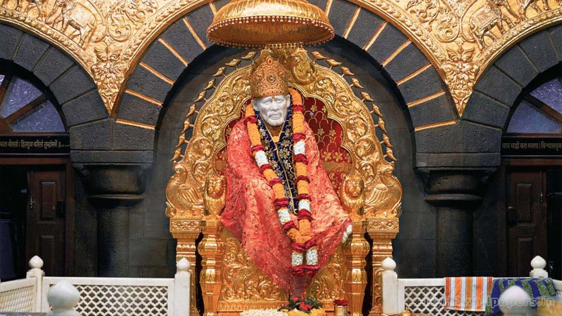 sai baba hd wallpapers for pc hd wallpapers