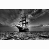 Sailing Ship In Dark Wallpapers