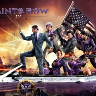 Saints Row 4 Hd Wallpapers