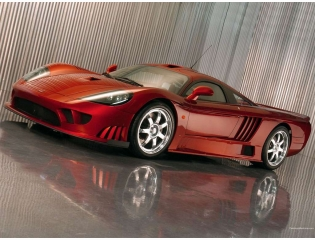 Saleen S7 Turbo 2006 Wallpaper