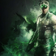 Sam Fisher In Splinter Cell Wallpaper