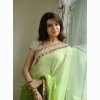 Samantha In Saree Wallpaper 1