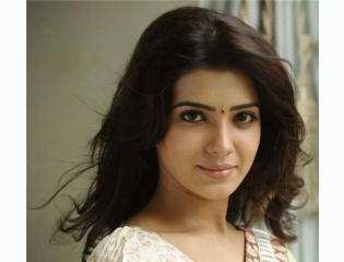 Samantha In Saree Wallpaper 2