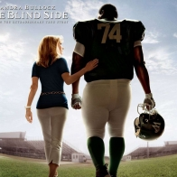 Sandra Bullock The Blind Side Movie Wallpapers