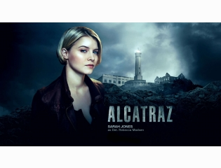 Sarah Jones In Alcatraz Wallpapers