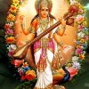 Download saraswati mata, saraswati mata  Wallpaper download for Desktop, PC, Laptop. saraswati mata HD Wallpapers, High Definition Quality Wallpapers of saraswati mata.