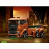 Scania R420 Showtruck Wallpaper