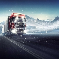 Scania Truck Driving Simulator 2012 Wallpaper