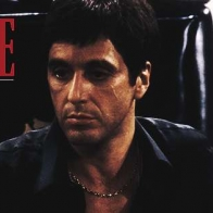 Scarface Al Pacino Cover