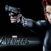 Scarlett Johansson In The Avengers Wallpapers