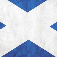 Scottish Flag Cover