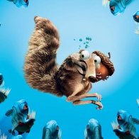 Scrat In Ice Age 3 Wallpaper 28