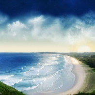 Sea And Beach Wallpapers 2