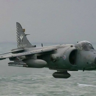 Sea Harrier Wallpaper