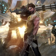 Serious Sam 4 Hd Wallpapers