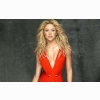Shakira In Red Wallpapers