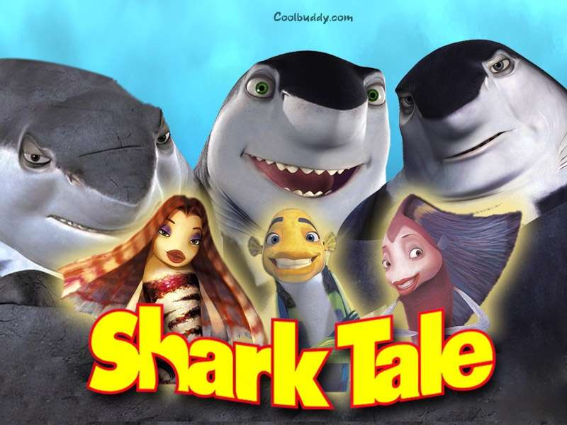 Shark Tale Wallpaper : Hd Wallpapers