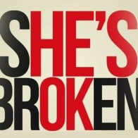 She S Broken Cover