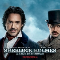 Sherlock Holmes A Game Of Shadows Wallpapers
