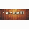 Shes Country Cover