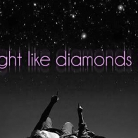 Shine Bright Like Diamonds In The Sky Cover