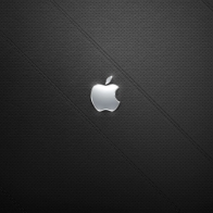Shiney Steel Apple Wallpapers