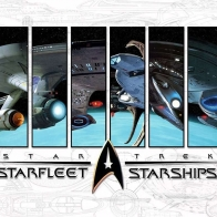 Ships Of The Fleet Wallpaper