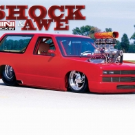 Shock Awe Wallpaper