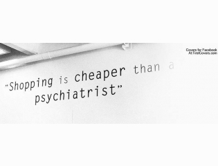 Shopping Is Cheaper Cover