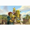 Shrek Family Wallpaper