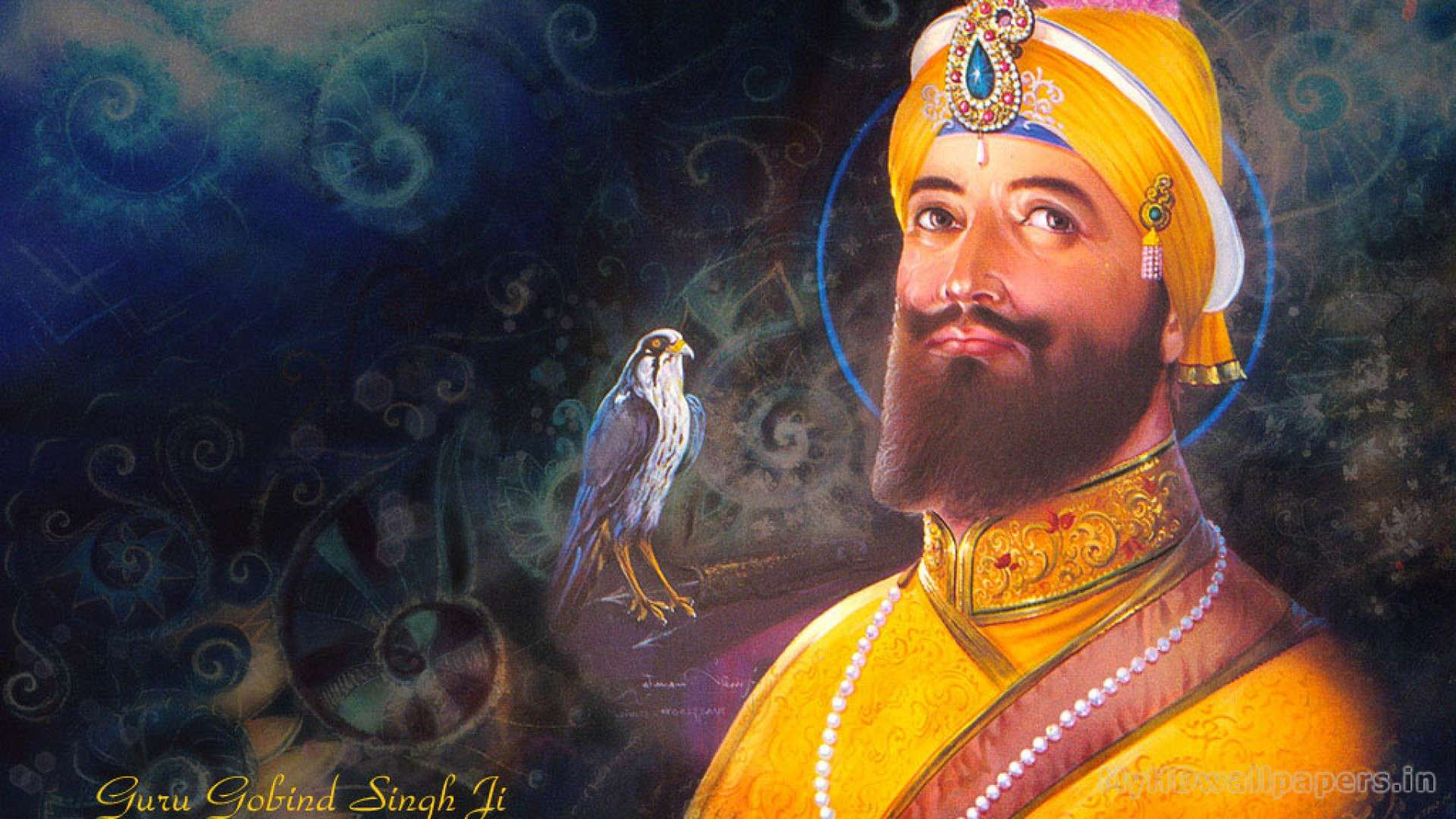 guru gobind singh ji Birth and early life in patna guru gobind singh, the only child of guru teg bahadur and his wife gujri, was named gobind rai at birth guru teg bahadur settled his family in patna under the protection of the local raja while he toured assam and bengal, and was not present at the birth.