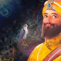 Shri Guru Gobind Singh Ji Hd Wallpapers