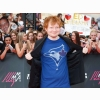 Singer Ed Sheeran Arrives On The Red Carpet For The Muchmusic Video Awards Vmas In Toronto June 16 2013