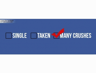 Single Taken Crushes Cover