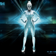 Siren In Tron Legacy Wallpapers