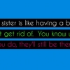 Download sister quote cover, sister quote cover  Wallpaper download for Desktop, PC, Laptop. sister quote cover HD Wallpapers, High Definition Quality Wallpapers of sister quote cover.