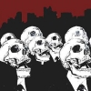 Download skull heads cover, skull heads cover  Wallpaper download for Desktop, PC, Laptop. skull heads cover HD Wallpapers, High Definition Quality Wallpapers of skull heads cover.