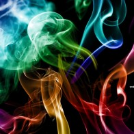 Smoke Colors Wallpapers